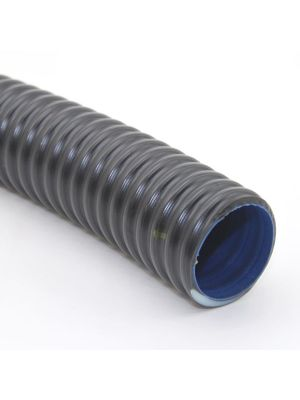 4 In I.D. ContiTech Black 40 PSI Arvac SW Material Handling Hose, Bulk Hose Priced Per Foot (No End Fittings)