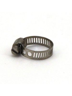 MAH6 Miniature Worm Gear Clamp, for 5/16