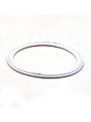 3/4 In 42MPG White Teflon Sanitary Clamp Gasket