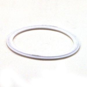 1-1/2 In 40MPG White Teflon Sanitary Clamp Gasket