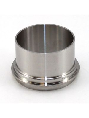 2-1/2 In T316 Stainless Steel JP14A Ferrule, John Perry Plain