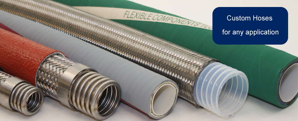 Custom Hoses from Process Hose and Equipment